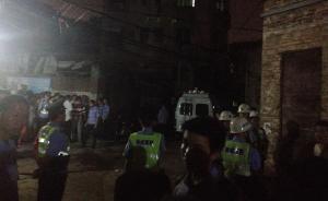 广东佛山警察对天鸣枪示警,流弹致五楼一男子死亡