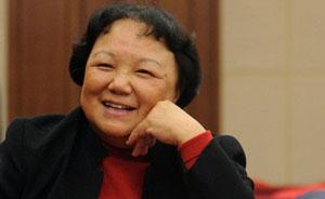 邓小平女儿忆父亲:他珍惜和平年代,把家庭看得特别重