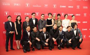 《寒战2》为上海电影节开幕,港片的黄金时代回来了?