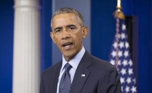 奥巴马谴责奥兰多枪击、重申控枪重要性:我们要做出决定