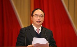 家属称广东自缢厅官刘小华近期身体状态不好、精神较差