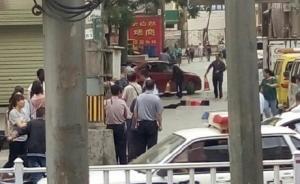甘肃省税务系统一名女干部在单位从4楼坠亡