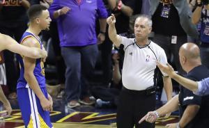 这样的判罚配不上总决赛,为何NBA裁判也这么让人捉急?