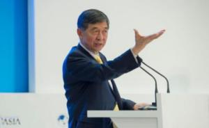 外交学院院长忆吴建民:他的外交大局观、平等待人让人敬佩