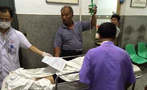 寺庙坍塌事故再发:福建看戏村民被压1死20伤