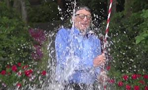 视频 | 冰桶挑战:一场浇遍全球的创意慈善