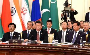 习近平出席上合组织成员国元首理事会并讲话,提5点发展建议