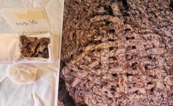 五千多年前的世界最早丝织品!仰韶文化再现重大考古发现