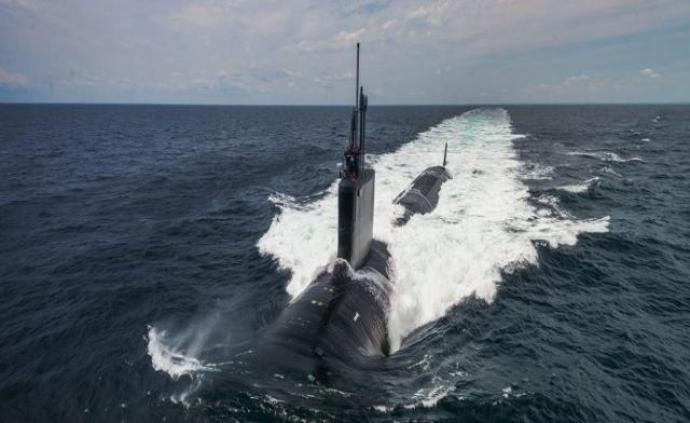 美军订购9艘弗吉尼亚级核潜艇,每艘可搭载40枚巡航导弹
