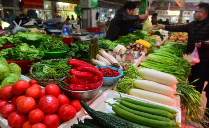 """今年中國物價形勢觀察:肉價飛漲,百姓""""菜籃子""""價格怎么看"""
