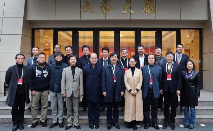 上海音樂家協會新一屆理事會亮相,廖昌永任主席