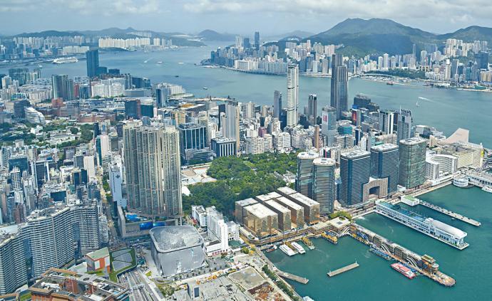 香港地政总署清理非法占用政府土地,面积相当于16个足球场