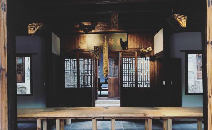 古鎮再生|泗涇:古建筑木作法展小記