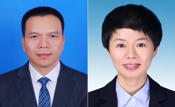浙江龍港市首任市委書記、首任市長候選人亮相