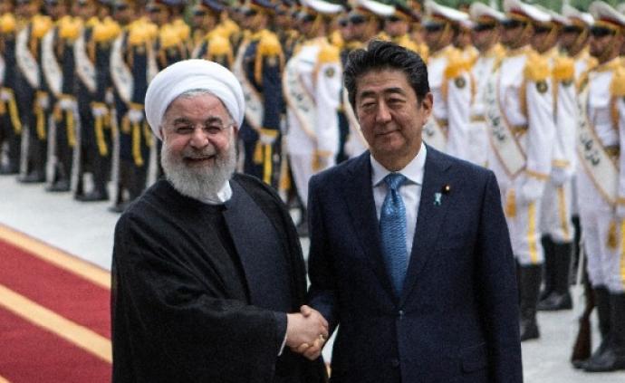 日媒:美政府称不反对伊朗总统访日