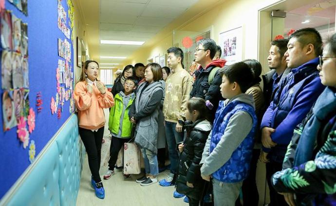 爱佑·一汽-大众奥迪上海宝贝之家冬季开放日温馨开启