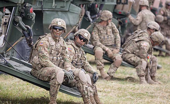 美拟向欧洲派遣2万名军人参加军演,系25年来首次