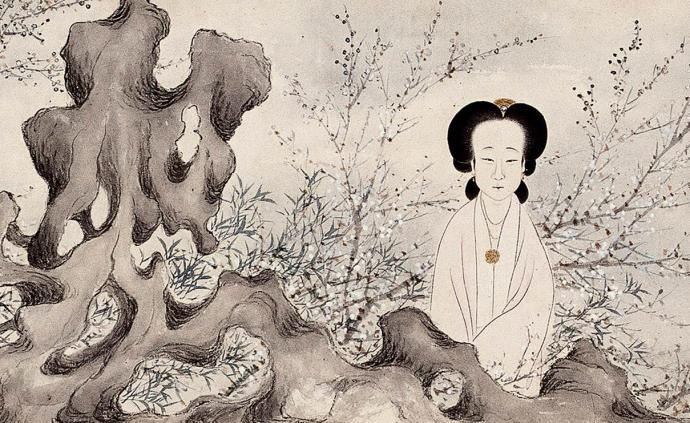 """""""多應自寫真""""——明清女畫家筆下的女性之美"""
