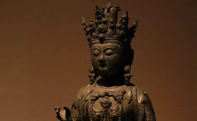 """國博""""古代佛造像展""""增加近兩百展品,昨起重新對外展出"""