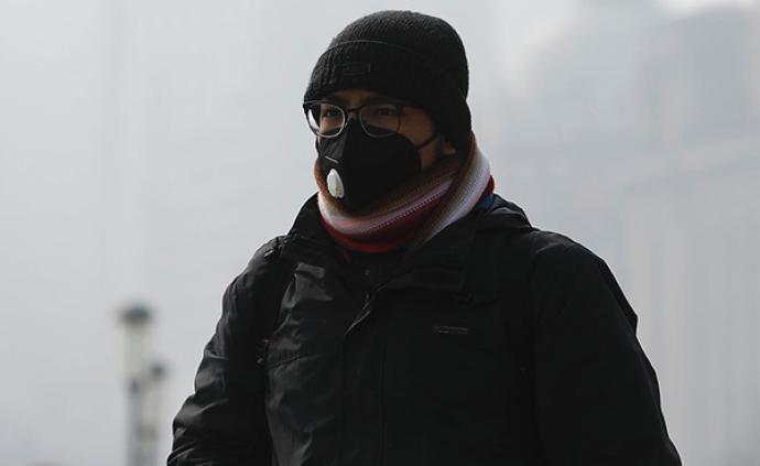气象部门预计:上海将有空气污染,明天短时可达重度污染