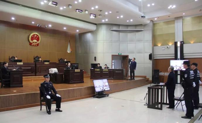 寧夏固原市委原常委馬志宏受審:85次非法收受1132萬元