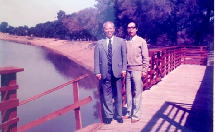 楊國楨:從斯坦福到西雅圖——與蔡少卿教授在美國的一段交往