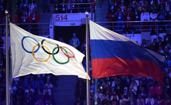 """俄議會主席:俄羅斯可自辦""""奧運會"""",邀請各國運動員參賽"""