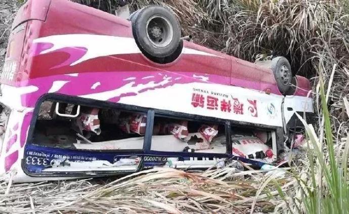 江西11死20傷交通事故案宣判:運輸公司被判賠400多萬