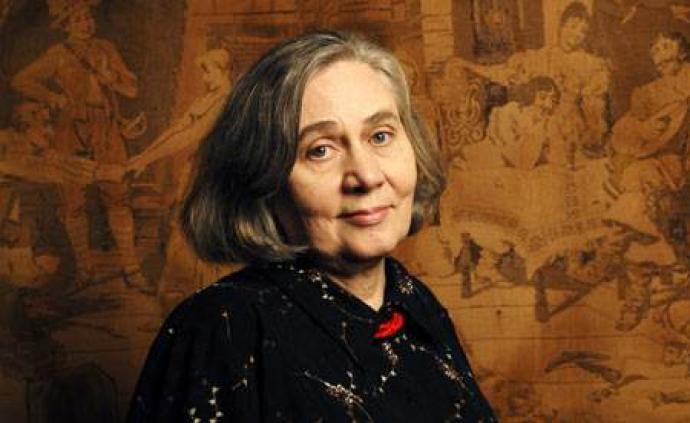 玛丽莲·罗宾逊:我是一个没有自律能力的作家