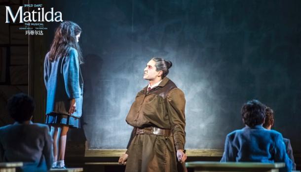 音樂劇《瑪蒂爾達》燃爆上海,幕后還有這么多有趣的小故事