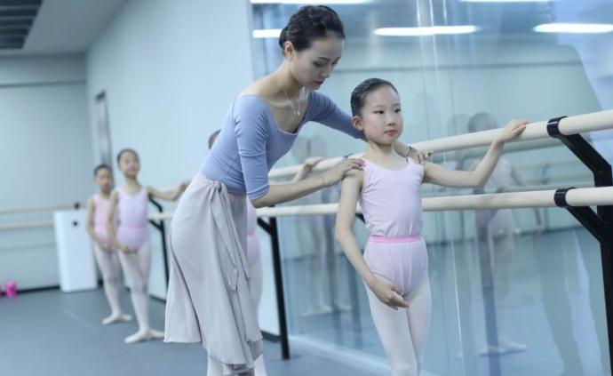 芭蕾舞最好在孩子有一定控制能力的时候再学