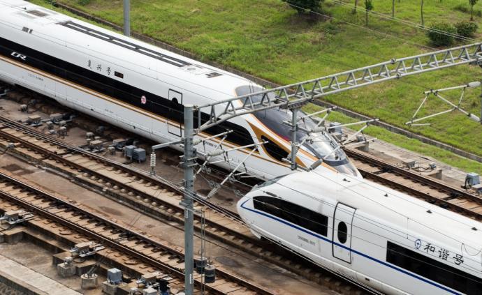 苏北苏中地区接入全国高铁网:江苏13个省辖市全部开行动车