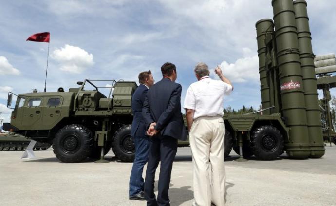 無懼美國威脅制裁,土耳其擬與俄羅斯簽導彈系統聯合制造協議