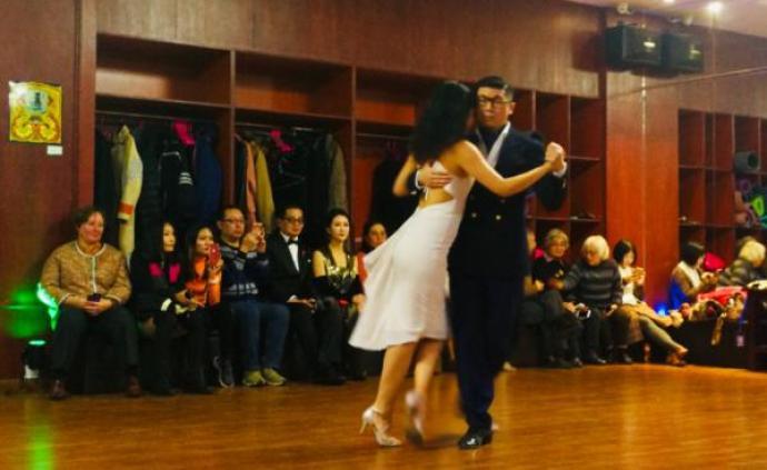 阿根廷國際探戈日:舞蹈音樂無國界