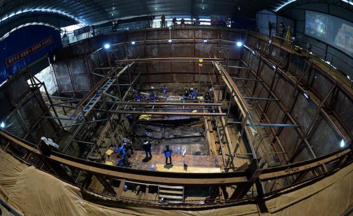 世界考古論壇在滬召開,西漢海昏侯墓等獲重大田野考古發現獎