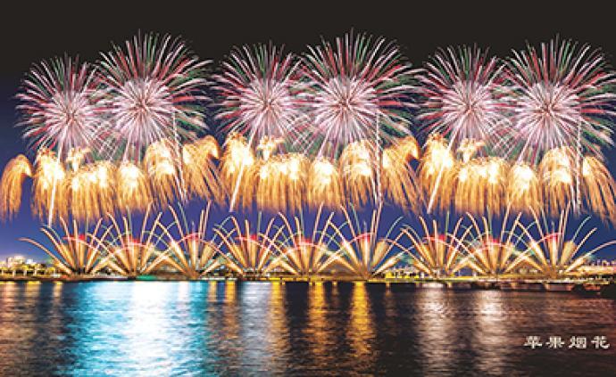 澳門回歸20周年煙花匯演籌備近尾聲,16萬枚煙花抵達珠海