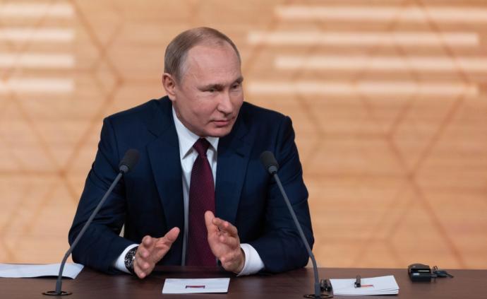 普京年度記者會丨俄總統談本國政治體制:擴大議會權力可探討