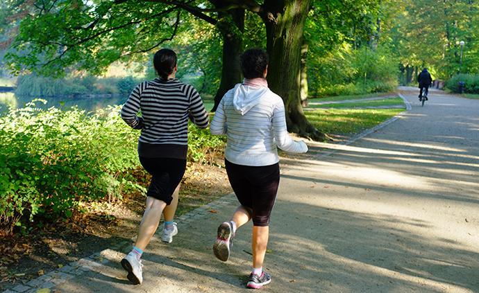 扎心!近半90后日行不足5千步,為啥你運動量不如你媽