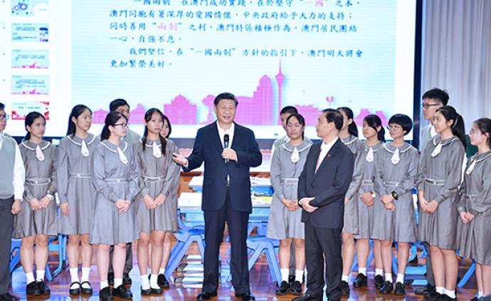 微纪录片丨濠江情,中国心——习近平主席视察澳门纪实