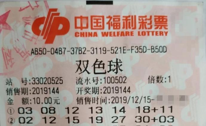 旦夕祸福:宁波一男子被公司辞退当天买彩票中895万大奖