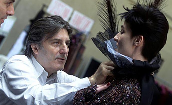 """86岁法国著名时装设计师温加罗逝世,一度与""""老佛爷""""齐名"""