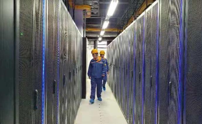 湖北單體最大:武鋼大數據中心一期投運,機柜簽約率100%