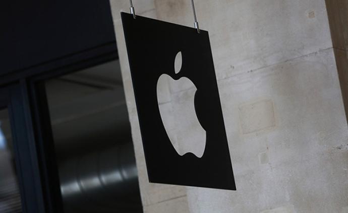 蘋果公司股價再創新高,市值突破13000億美元
