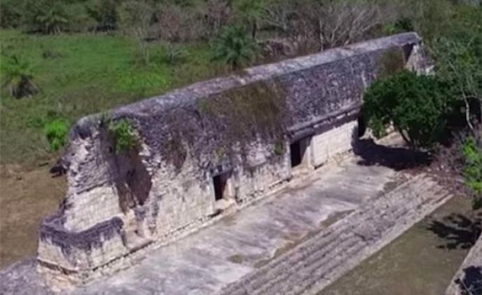 考古學家在墨西哥發現千年前瑪雅宮殿遺址,或很快對公眾開放