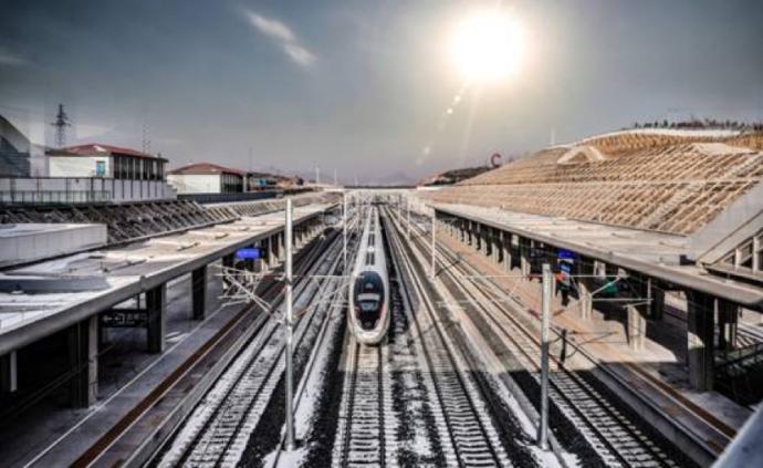110年后,詹天佑的京張鐵路今天開通了高鐵!