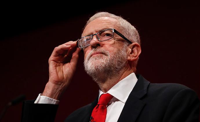 """英國工黨領袖新年致辭:新的一年將繼續""""抵抗""""保守黨政府"""