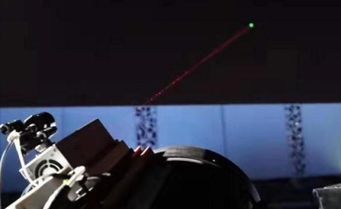 """全球首个可移动量子卫星地面站在济南与""""墨子号""""对接成功"""