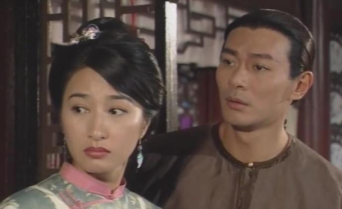 想當年丨《苗翠花》:TVB古裝劇里的搞笑江湖