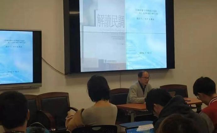 讲座︱杨天宏:北洋时期民意调查中的军阀形象