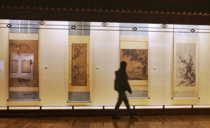 北宋王詵《煙江疊嶂圖卷》領銜,上博繪畫館更換22件展品